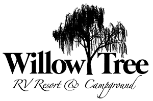 WillowTree RV Resort & Campground – Myrtle Beach Campgrounds Logo