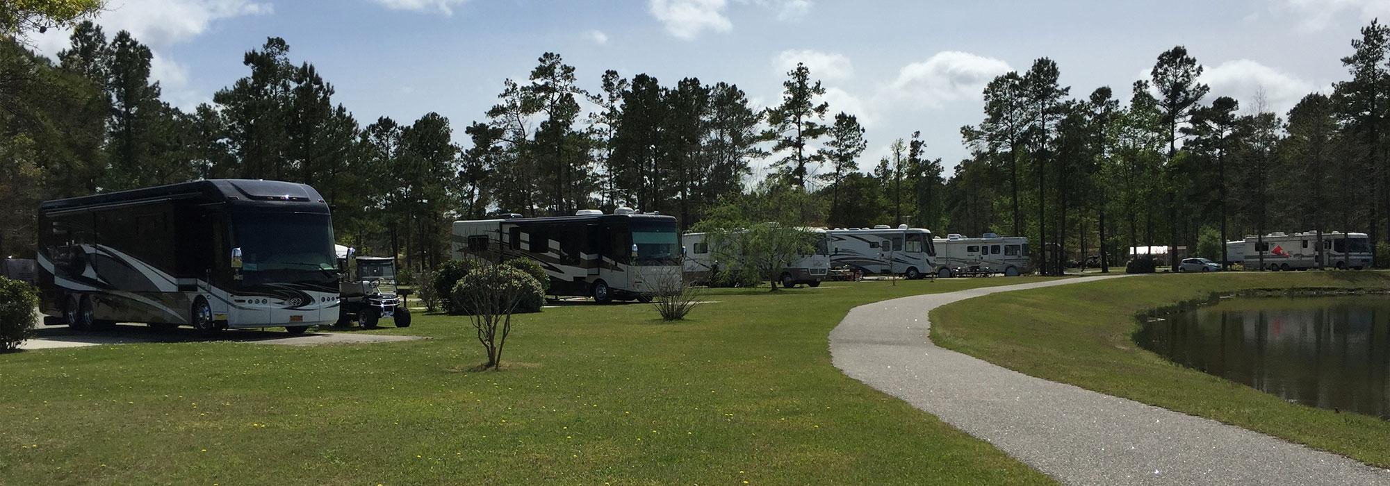 Campground Near Myrtle Beach Resort
