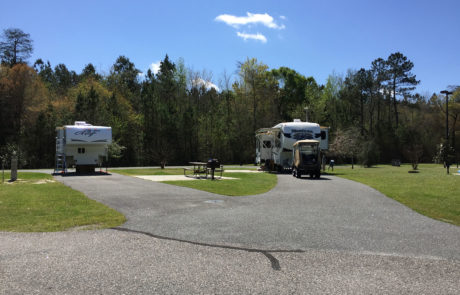 Rv Sites Willowtree Rv Resort Amp Campground Myrtle